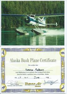Air certificate