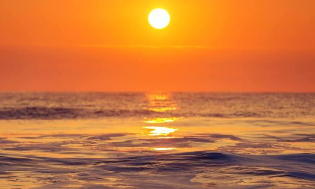 TT sunset