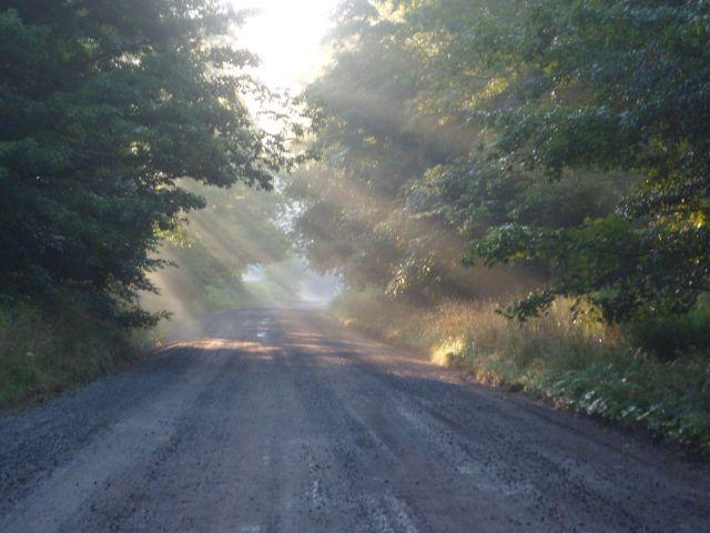 road for TT