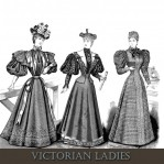 victorian-ladies