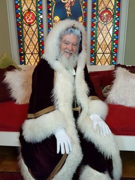Father Christmas Saint Nick 2016