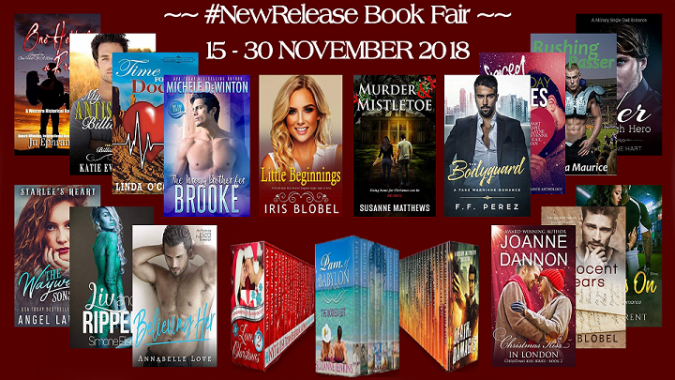 Banner New Releases Book Fair