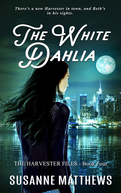 Temp cover for The White Dahlia