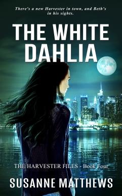 The White Dahlia